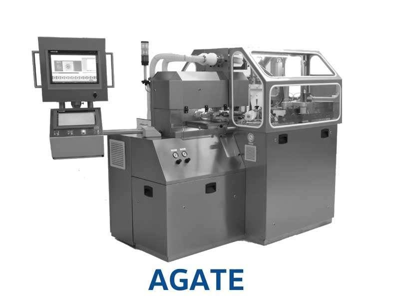 Printing international agate