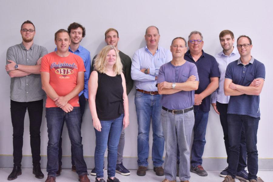 Printing International engineers