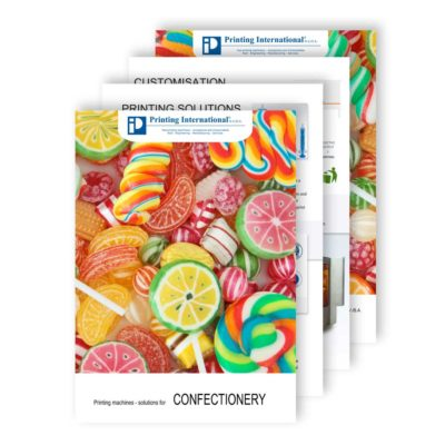 Download confectionery brochure