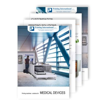 Medical device brochure