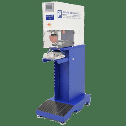 Oxalate pad printing machine