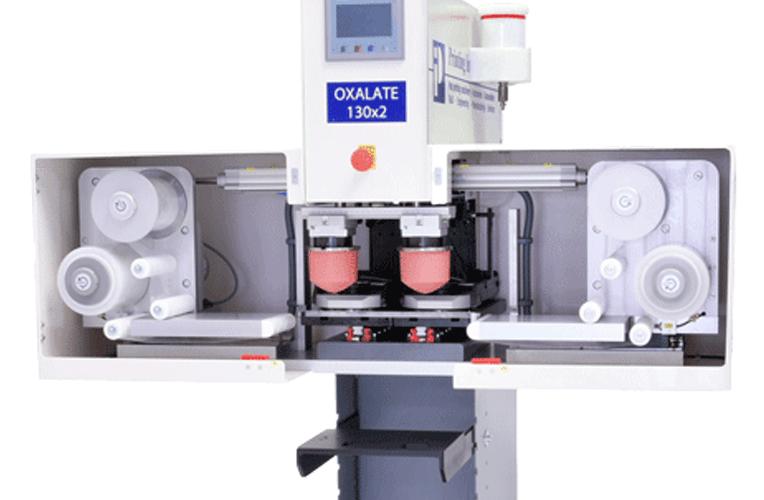 Pad printing machines from Printing International