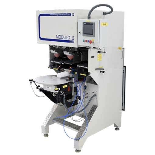 Modulo pad printing machine