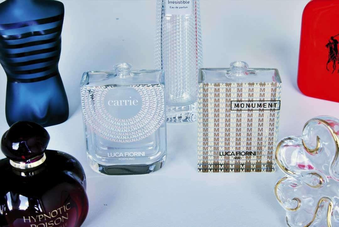 Cosmetics-perfumes pad printing