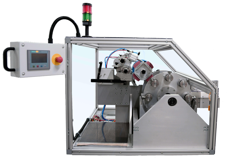Printing International PI 10 10 rotary pad printing machine